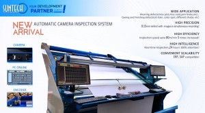 Automated Camera Inspection System