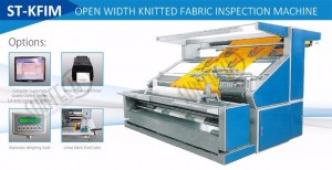 Fabric Inspection and Rolling Machine01