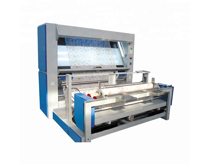 ST-DFIM Fabric Inspection & Rolling Machine